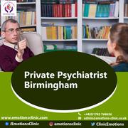 Private Psychiatrist Birmingham